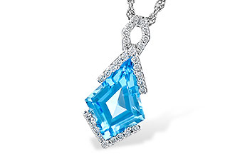 A291-75186: NECK 2.40 BLUE TOPAZ 2.53 TGW